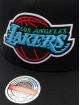 Mitchell & Ness Snapback Cap RGB Stretch Los Angeles Lakers black