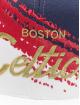 Mitchell & Ness Snapback Cap Independence Boston Celtics blau