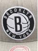 Mitchell & Ness Snapback Cap Team Heather Brooklyn Nets grau
