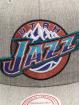 Mitchell & Ness Snapback Cap Team Heather HWC Utah Jazz grau