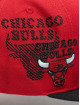Mitchell & Ness Snapback Cap NBA Chicago Bulls Side To Side rot 5