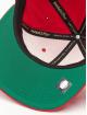 Mitchell & Ness Snapback Cap NBA Chicago Bull Team Logo Deadstock Throwback rot