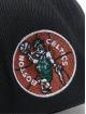 Mitchell & Ness Snapback Cap Wildback HWC Boston Celtics schwarz