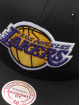 Mitchell & Ness Snapback Caps NBA Wool Solid czarny 3