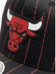 Mitchell & Ness Snapback Caps Nba Icon Chicago Bulls czarny