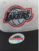 Mitchell & Ness Snapback Caps 186 Redline Los Angeles Lakers grå