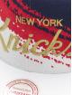 Mitchell & Ness Snapback Caps NY Knicks modrý