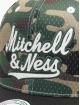 Mitchell & Ness Snapback Mesh Camo maskáèová