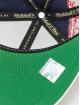 Mitchell & Ness Snapback Independence Golden State Warriors modrá