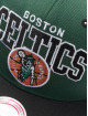 Mitchell & Ness Snapbackkeps Boston Celtics HWC Team Arch grön 3