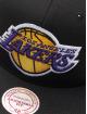 Mitchell & Ness Snapbackkeps NBA Wool Solid svart 3