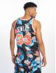 Mitchell & Ness T-shirts NBA NY Yankees Swingman mangefarvet