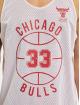 Mitchell & Ness Tank Tops Reversible Chicago Bulls Scottie Pippen èervená