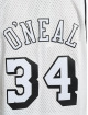 Mitchell & Ness Tank Tops Swingman LA Lakers Shaquille O'Neal bialy