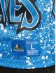 Mitchell & Ness Tank Tops Jumbotron Sublimated Minnesota Timberwolves blå