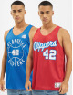 Mitchell & Ness Tank Tops Reversible Los Angeles Clippers Elton Brand blue