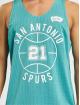 Mitchell & Ness Tank Tops Reversible San Antonio Spurs Tim Duncan schwarz