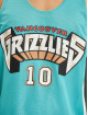 Mitchell & Ness Tank Tops Reversible Vancouver Grizzlies Mike Bibby turkis