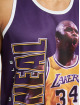 Mitchell & Ness Tank Tops NBA L.A. Lakers Behind The Back weiß
