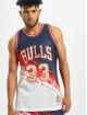 Mitchell & Ness Trikoot Independence Swingman Chicago Bulls S. Pippen sininen