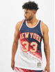 Mitchell & Ness Trikot Independence Swingman NY Knicks P. Ewing J blå