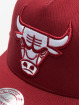 Mitchell & Ness Trucker Caps NBA Chicago Bulls Classic czerwony 3