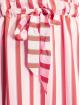 NA-KD Šaty Small Flower Wrap růžový 4