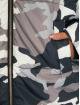 NA-KD Abrigo Long Camo Padded camuflaje