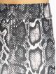 NA-KD Legging/Tregging Snake Print white 3