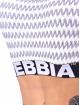 Nebbia Maglietta a manica lunga Boho Style grigio