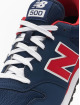 New Balance Sneaker Lifestyle blau