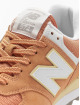 New Balance Sneaker WL574 orange 6