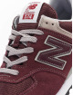 New Balance Sneaker Lifestyle rosso