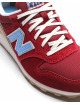 New Balance Sneaker Wr996hf rot 4