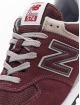 New Balance Sneakers Lifestyle czerwony