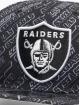 New Era Кепка с застёжкой M 9Fifty Allover B6 Las Vegas Raiders черный