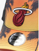 New Era Casquette Trucker mesh NBA Miami Heat Summer City 9Forty noir