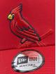 New Era Casquette Trucker mesh MLB St Louis Cardinals Team Elemental 9Forty AF rouge