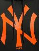 New Era Felpa con cappuccio MLB NY Yankees Seasonal Team Logo nero