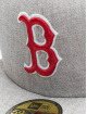 New Era Fitted Cap MLB Boston Red Sox 59Fifty šedá