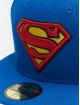 New Era Fitted Cap Character Basic Superman 59Fifty blau 3