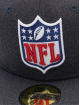 New Era Fitted Cap NFL Official Logo 59Fifty modrá
