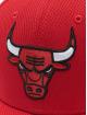 New Era Flexfitted Cap NBA Chicago Bulls Diamond Era Essential 39Thirty èervená