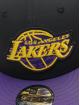 New Era Flexfitted Cap Team 9Fifty LA Lakers èierna