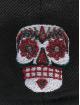 New Era Gorra plana Mexico Three Sugar Skulls 59fifty negro