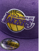 New Era Gorra Snapback NBA La Lakers Shadow Tech púrpura