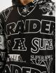 New Era Hoodies NFL Oakland Raiders Raiders Allover Print PO sort