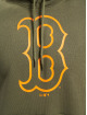 New Era Hoody MLB Boston Red Sox Seasonal Team Logo olive