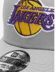 New Era Lastebilsjåfør- / flexfitted caps NBA Team LA Lakers 39Thirty grå