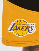 New Era Shorts NBA Los Angeles Lakers schwarz 4